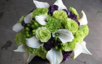 High Style Hand Tied Bouquets