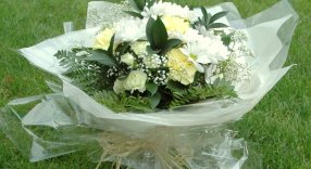 Thornhill Florist Hand Tied Bouquets in Thornhill and Toronto
